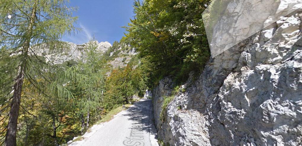 Passo Mangart