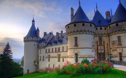 Il castello di Chaumont-sur-Loire