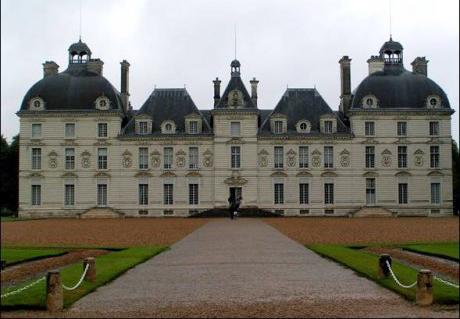 Il castello di Cheverny