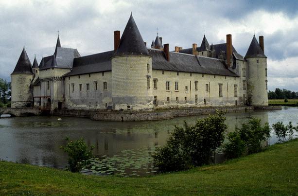 Il castello di Le Plessis-Bourr