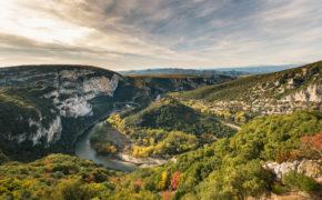 Gole dell'Ardèche e del Tarn