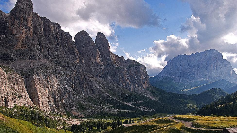 Passi alpini italiani
