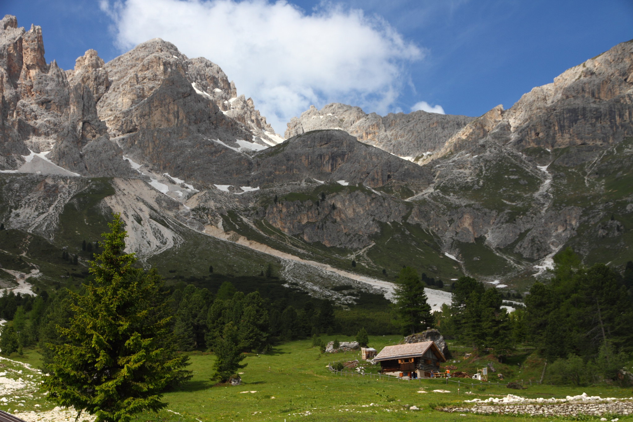 Sud Tirolo e i suoi Passi