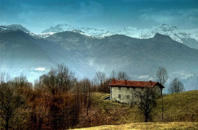 Val Taleggio e Bergamasca