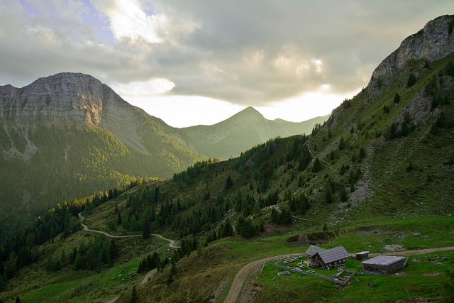 Villach alpenstrasse e Goldeck panoramastrasse