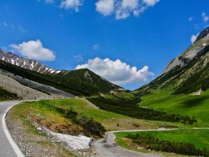 Austria saliscendi